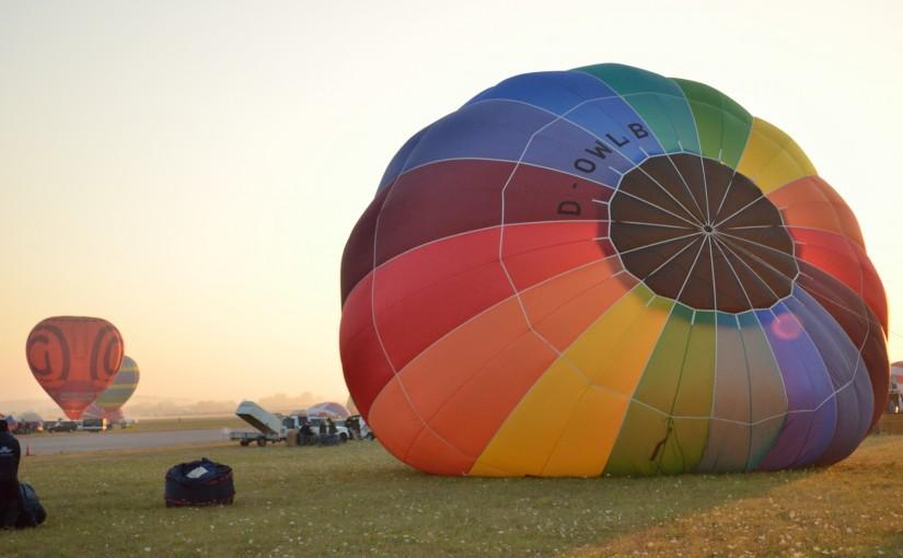Infos & Tipps zum Ballonfahren